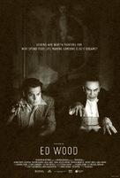 Ed Wood - Movie Poster (xs thumbnail)