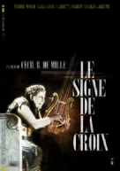 The Sign of the Cross - French Movie Cover (xs thumbnail)