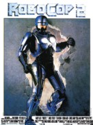 RoboCop 2 - French Movie Poster (xs thumbnail)