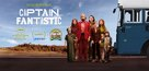 Captain Fantastic - German Movie Poster (xs thumbnail)