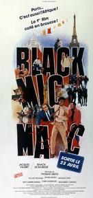 Black Mic Mac - French Movie Poster (xs thumbnail)