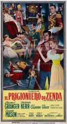 The Prisoner of Zenda - Italian Movie Poster (xs thumbnail)