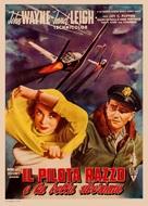 Jet Pilot - Italian Movie Poster (xs thumbnail)
