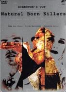Natural Born Killers - German DVD movie cover (xs thumbnail)