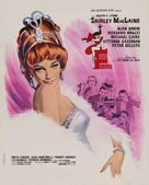 Woman Times Seven - French Movie Poster (xs thumbnail)