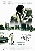 A Most Violent Year - Turkish Movie Poster (xs thumbnail)