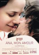 Ana, mon amour - French Movie Poster (xs thumbnail)