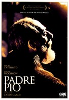 Padre Pio - French DVD movie cover (xs thumbnail)