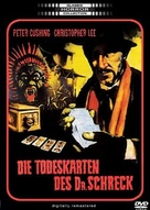 Dr. Terror's House of Horrors - German DVD movie cover (xs thumbnail)