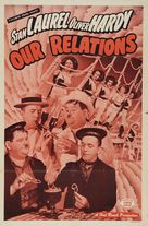 Our Relations - Re-release movie poster (xs thumbnail)