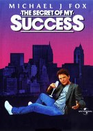 The Secret of My Succe$s - DVD movie cover (xs thumbnail)
