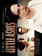 Little Ashes - British Movie Poster (xs thumbnail)