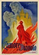 Visiteurs du soir, Les - Italian Movie Poster (xs thumbnail)