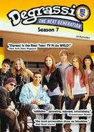 """Degrassi: The Next Generation"" - Canadian DVD movie cover (xs thumbnail)"