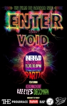 Enter the Void - Philippine Movie Poster (xs thumbnail)