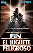 Pin... - Argentinian VHS movie cover (xs thumbnail)