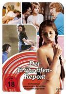 Frühreifen-Report - German DVD cover (xs thumbnail)