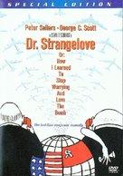 Dr. Strangelove - DVD movie cover (xs thumbnail)
