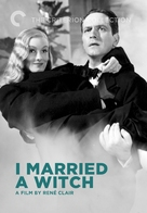 I Married a Witch - DVD movie cover (xs thumbnail)
