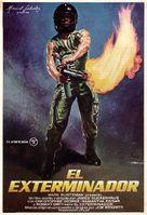 The Exterminator - Spanish Movie Poster (xs thumbnail)