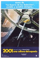 2001: A Space Odyssey - Spanish Movie Poster (xs thumbnail)