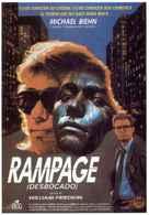 Rampage - Spanish Movie Poster (xs thumbnail)