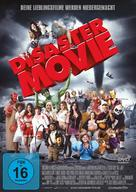 Disaster Movie - German DVD movie cover (xs thumbnail)