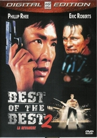Best of the Best 2 - French DVD cover (xs thumbnail)