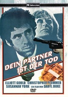 The Silent Partner - German DVD cover (xs thumbnail)