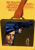 Adieu l'ami - German Movie Poster (xs thumbnail)