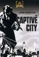 The Captive City - DVD cover (xs thumbnail)