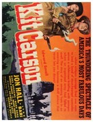 Kit Carson - Movie Poster (xs thumbnail)