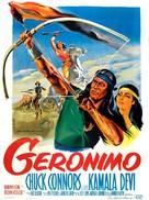 Geronimo - French Movie Poster (xs thumbnail)