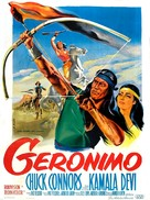 Geronimo - French Movie Poster (xs thumbnail)