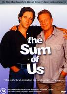 The Sum of Us - Australian DVD movie cover (xs thumbnail)