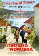 Quo vado? - Spanish Movie Poster (xs thumbnail)