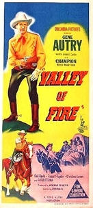Valley of Fire - Australian Movie Poster (xs thumbnail)