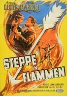 Captain John Smith and Pocahontas - German Movie Poster (xs thumbnail)