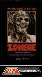 Zombi 2 - VHS movie cover (xs thumbnail)