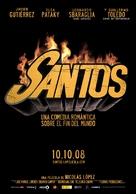 Santos - Spanish Movie Poster (xs thumbnail)