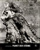 Planeta Bur - German poster (xs thumbnail)