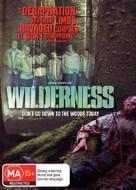 Wilderness - Australian DVD cover (xs thumbnail)