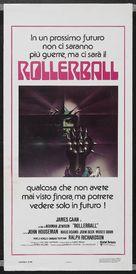 Rollerball - Italian Movie Poster (xs thumbnail)