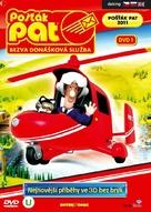 """""""Postman Pat"""" - Czech DVD cover (xs thumbnail)"""