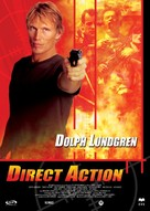 Direct Action - Italian DVD cover (xs thumbnail)