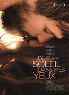 Du soleil dans mes yeux - French Movie Poster (xs thumbnail)