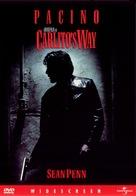 Carlito's Way - DVD movie cover (xs thumbnail)