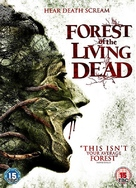 The Forest - British DVD cover (xs thumbnail)