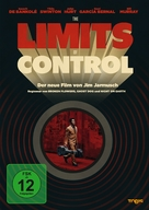 The Limits of Control - German Movie Cover (xs thumbnail)