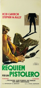 Requiem for a Gunfighter - Italian Movie Poster (xs thumbnail)